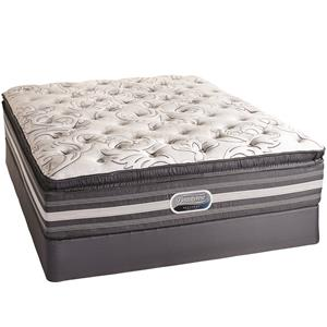 Simmons Canada Beautyrest Recharge World Class Heatherview 2017 Twin Firm Mattress Set