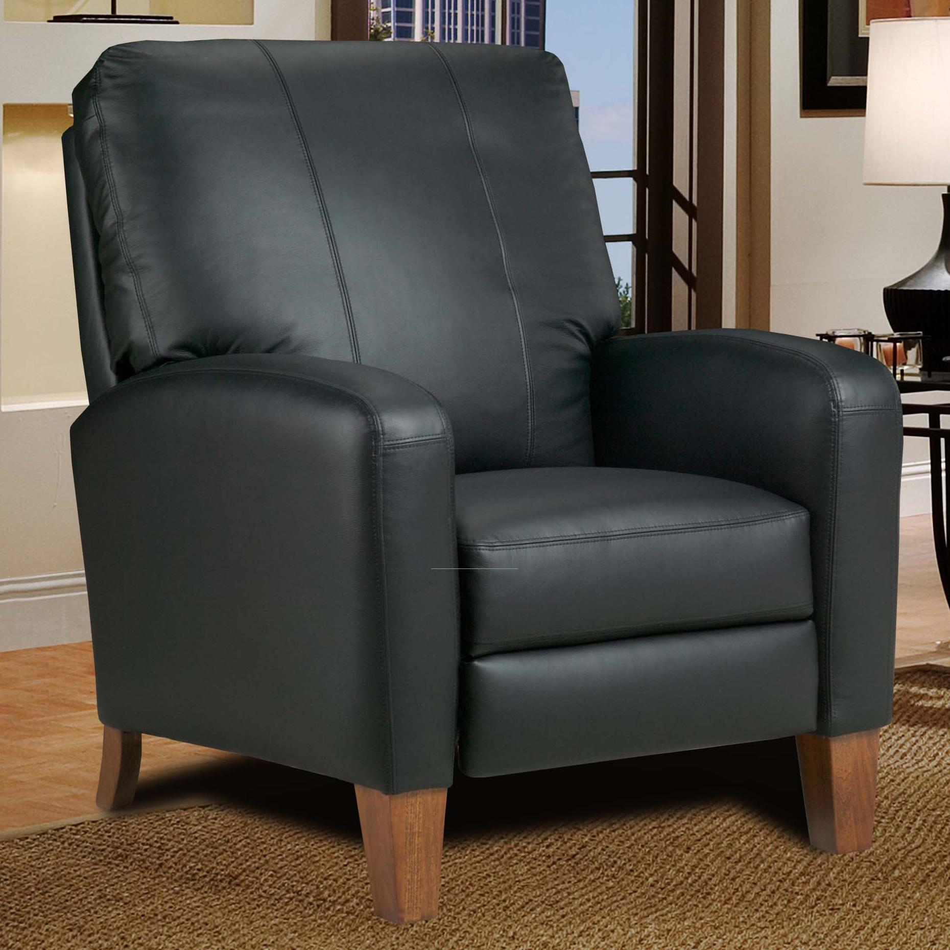 Southern Motion HiLeg High Leg Recliner with Track Arms