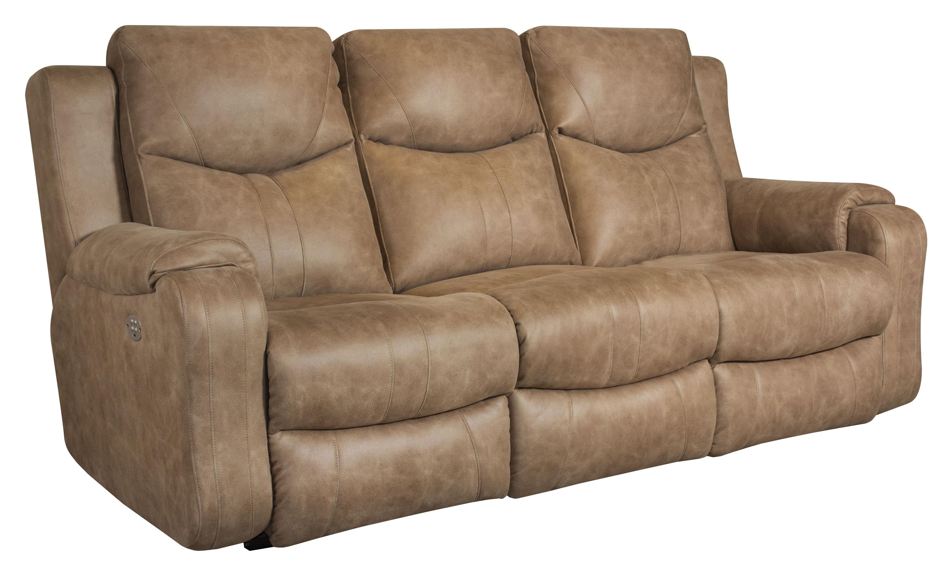 Double Recliner Chair Marvel Double Reclining Contemporary Sofa By Southern Motion At Furniture And Appliancemart