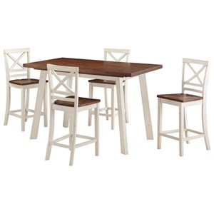 table and chairs with bench small futon chair sets standard furniture counter height set