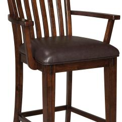 Counter Height Arm Chairs Cb2 Leather Chair Standard Furniture Artisan Loft Upholstered Stool With Arms