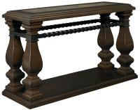 Standard Furniture San Moreno Traditional Console Table ...