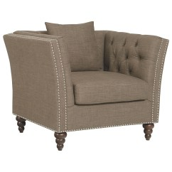 Upholstered Chair With Nailhead Trim Cane Seat Chairs Antique Standard Furniture Westerly