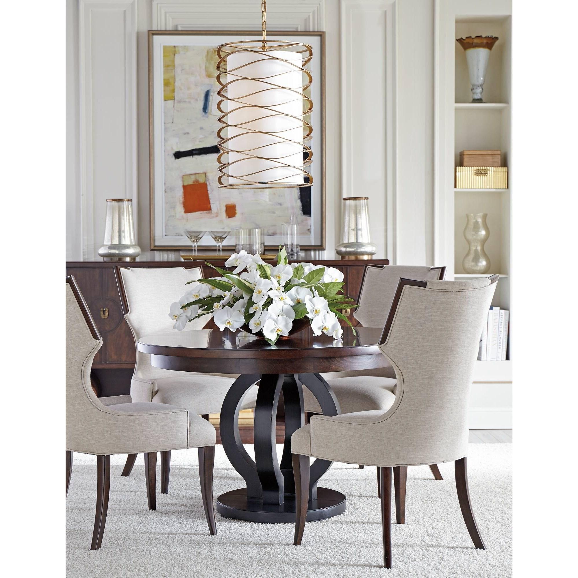 Stanley Furniture Virage Formal Dining Room Group Dunk