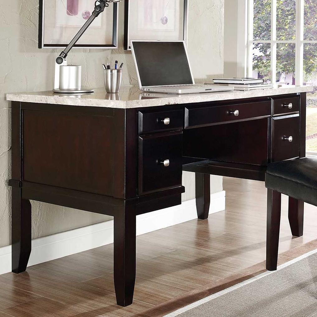 Vendor 3985 Monarch MC150D 5 Drawer Writing Desk with