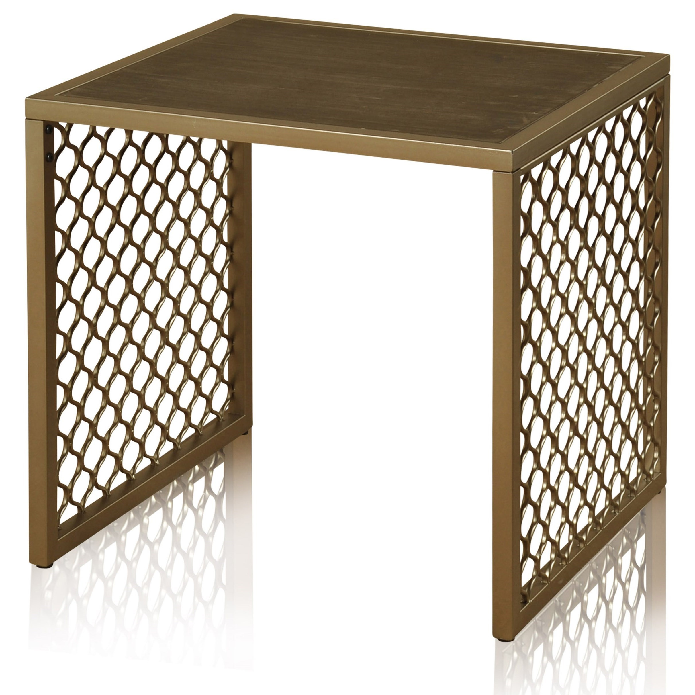 Stylecraft Occasional Tables Wrought Iron Side Table Wilcox Furniture End Tables
