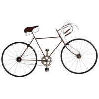 StyleCraft Wall Dcor WI42547 Bicycle Metal Wall Art | Del ...