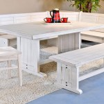 Sunny Designs Bayside Breakfast Nook Set With Side Chair Conlin S Furniture Table Chair Set With Bench