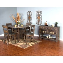 Sunny Design Homestead 1429tl-24 Counter Height 24