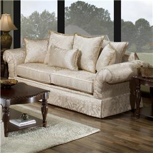 klaussner sofa and loveseat set modern fabric sofas sydney the rose hill company at sofadealers.com - sofas, couches ...