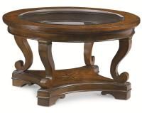 Thomasville Deschanel 46731-171 Round Coffee Table w ...