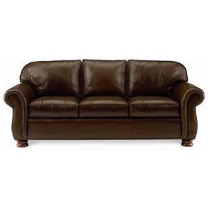 thomasville leather chair covers youtube and faux furniture store drummer select sofa