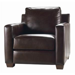 thomasville leather chair jail restraint choices metro 20923 by dunk bright select
