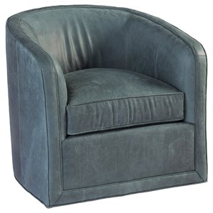 radford accent tub chair trendy recliner chairs tommy bahama home los altos ll7277 11sw colton contemporary swivel baer s furniture upholstered