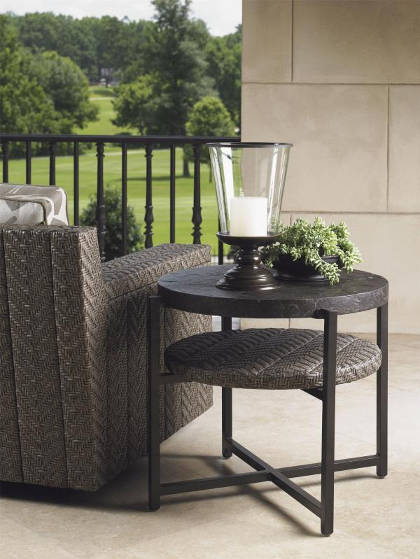 Tommy Bahama Outdoor Living Blue Olive 3230-950 End