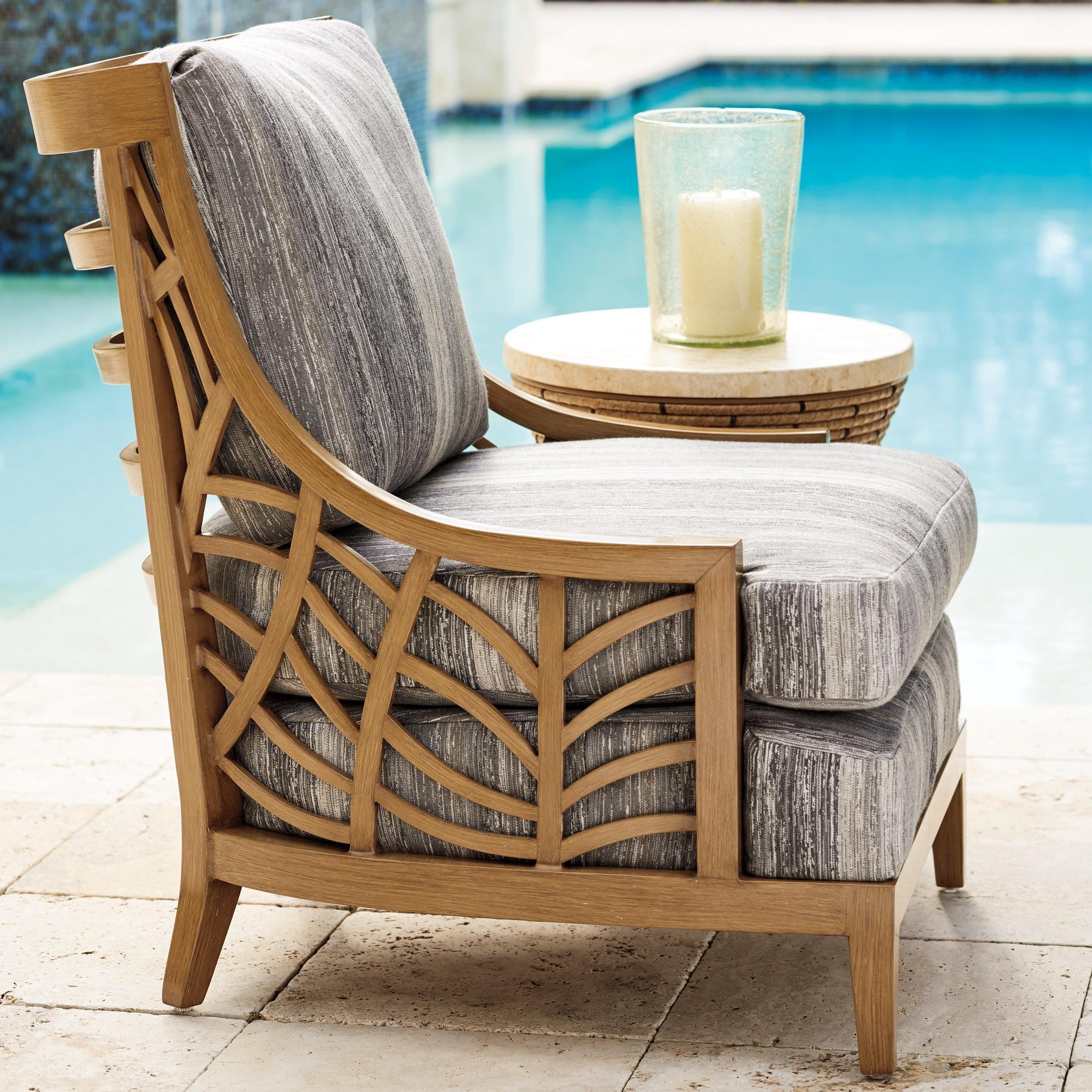 7070 71 boho tropical outdoor chair