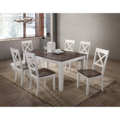 Table And Chairs With Bench Heavy Duty Gaming Chair Sets Household Furniture 7 Piece Set