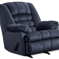 Rocking Reclining Chair La Z Boy Lift Repair Simmons Upholstery 622 622rockerrecliner Casual Big Man's Rocker Recliner With Large And ...