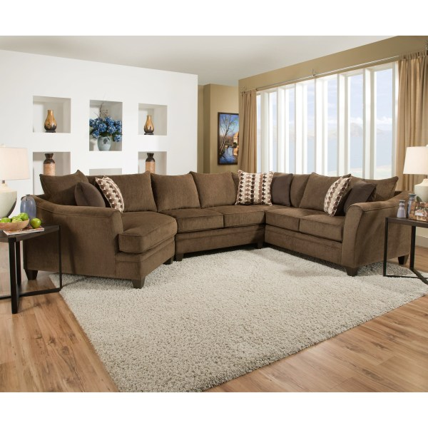 United Furniture Industries 6485 6485sofa Transitional Year Of