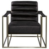 Universal Jensen Accent Chair with Metal Frame | Reeds ...