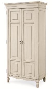Universal Summer Hill 2 Door Tall Cabinet | HomeWorld ...