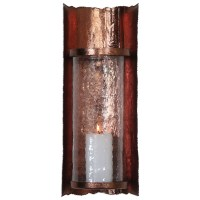 Uttermost Accessories 20049 Goffredo Candle Wall Sconce