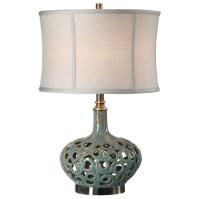 Lamps Volu Abstract Swirl Lamp   Becker Furniture World ...