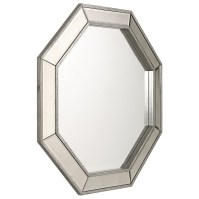 Uttermost Mirrors Rachela Octagon Mirror | Adcock ...