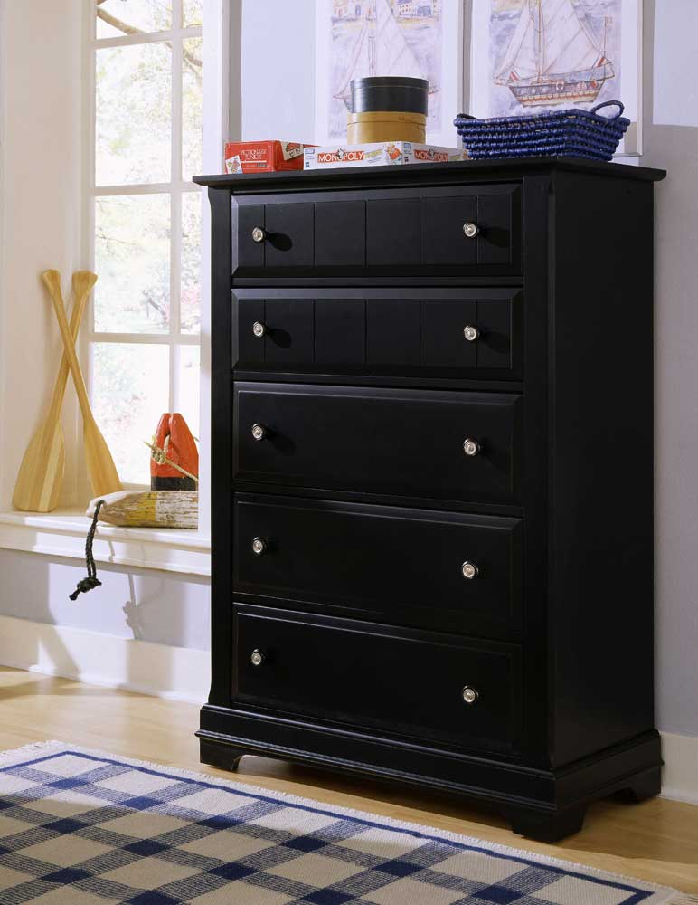 Vaughan Bassett Cottage Five Drawer Chest Chest Of Drawers Value City Furniture Drawer Chests