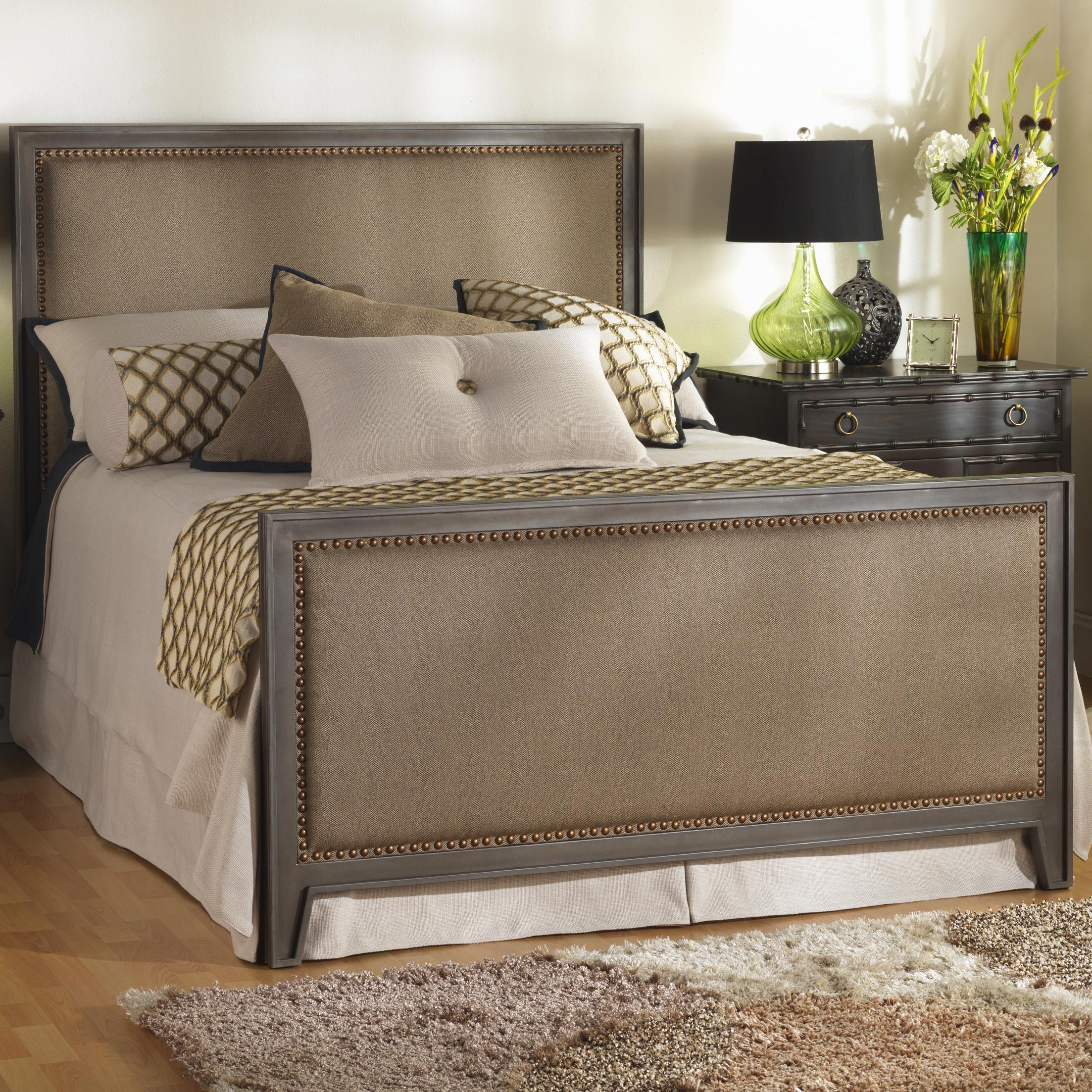 Wesley Allen Iron Beds Queen Avery Iron Bed With