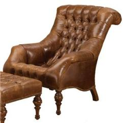 Tufted Chair And Ottoman Revolving In Indore Wesley Hall Accent Chairs Ottomans Traditional Upholstered