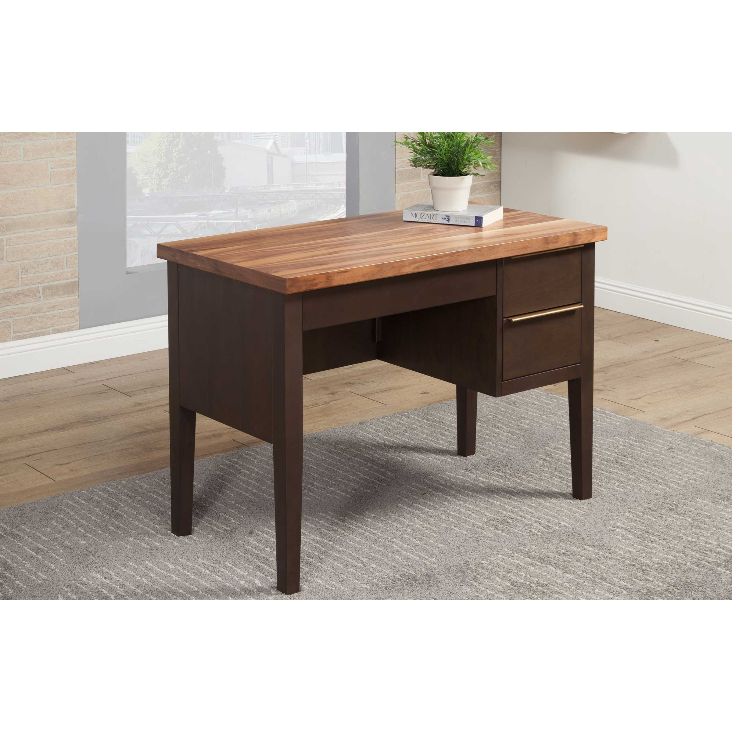 Winners Only Venice 42 Desk with 2 Drawers  Sheelys