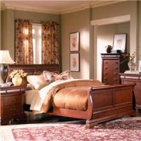 Hudson King Sleigh Bed | Morris Home | Sleigh Bed