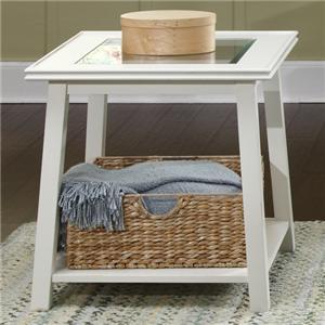 Liberty Furniture Summerhill 518 CD 7RLS Seven Piece