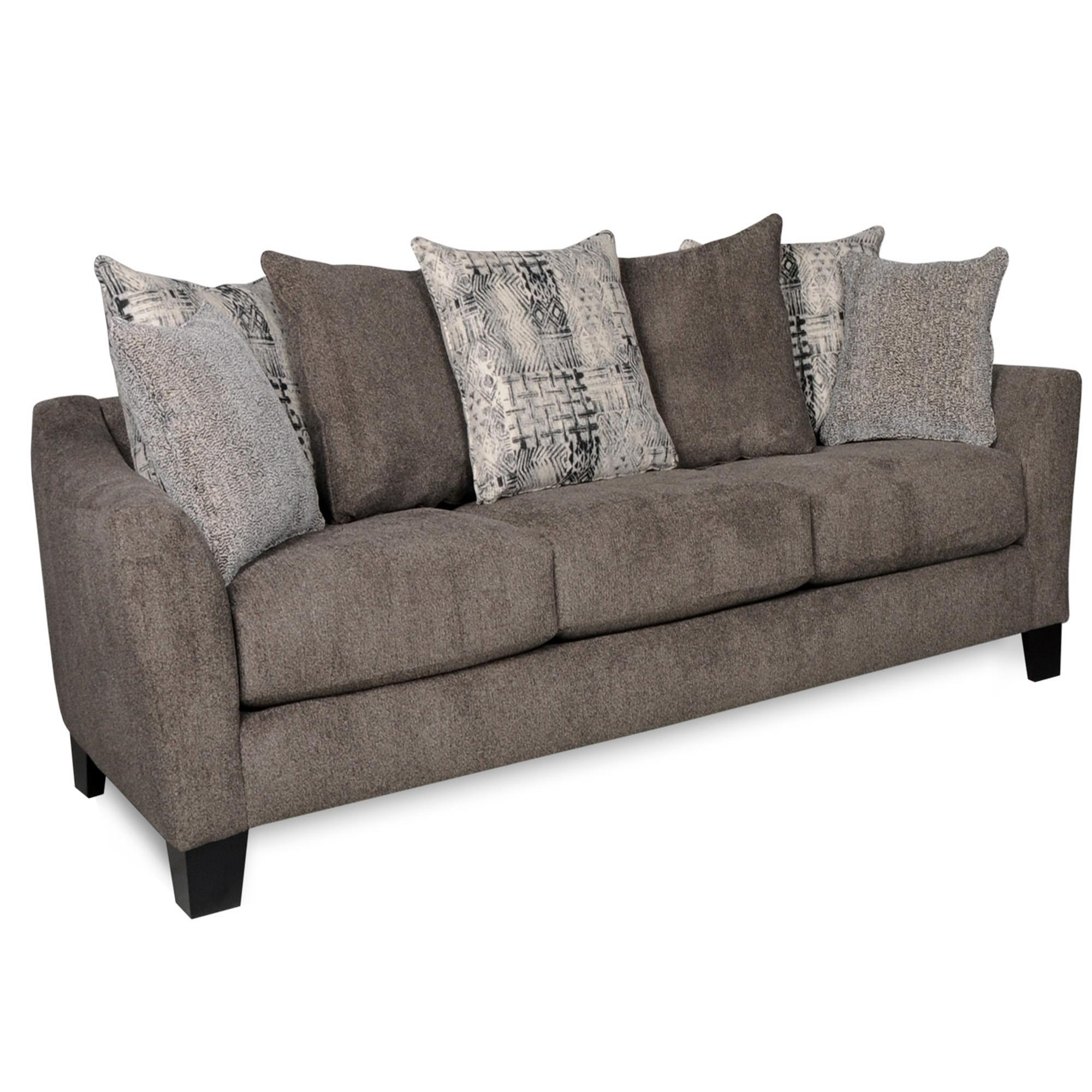 8642 transitional sectional sofa with chaise by albany surefit pearson stretch cover fusion platinum great american