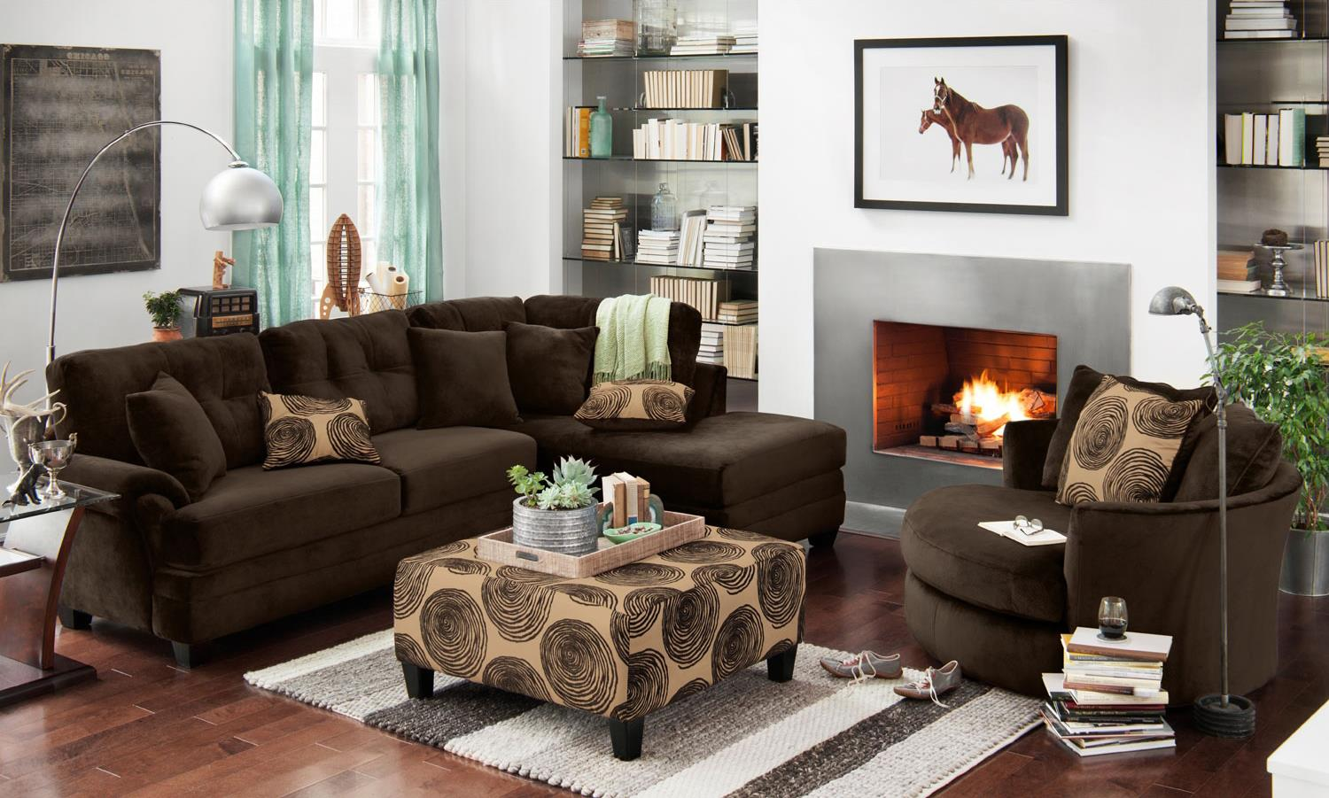 8642 transitional sectional sofa with chaise by albany indoor wicker and loveseat 8632