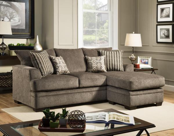 american furniture sofas living room American Furniture 3650 Sofa Chaise | Darvin Furniture | Sofas
