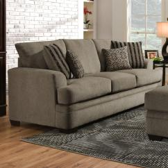 American Furniture Sleeper Sofa L Shaped Sofas India 3650 Casual Queen With 3