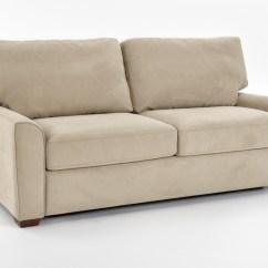 Comfortable Queen Sleeper Sofa White Contemporary Bed Sofas