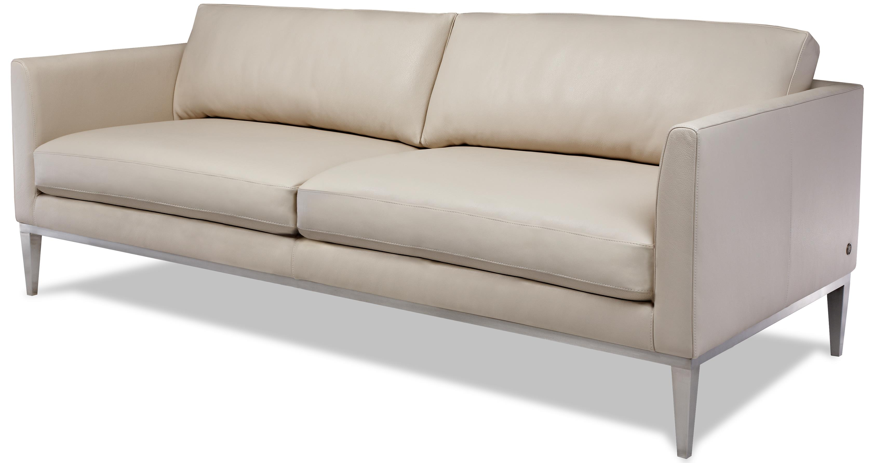 henley sofa and chair modern modular sectional american leather contemporary with high leg