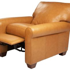 American Leather Chairs And Recliners Ergonomic Chair Steelcase Savoy Contemporary High Leg Recliner