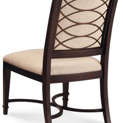 Chair With Arm Table Wedding Covers Resale A R T Furniture Inc Intrigue Round Glass Top Dining