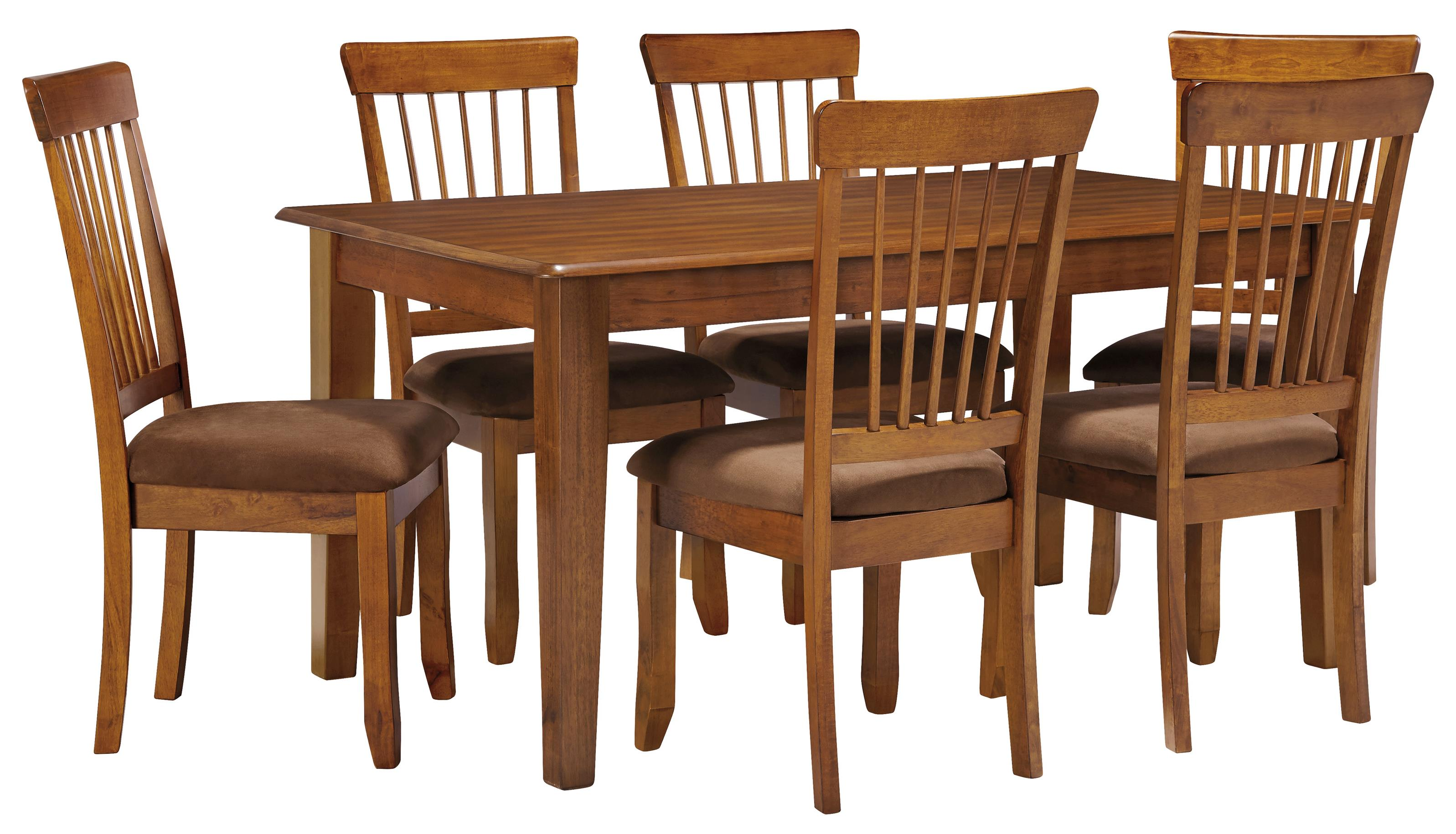Ashley Furniture Table And Chairs Ashley Furniture Berringer 7 Piece 36x60 Table And Chair Set