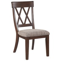 Ashley Furniture Brossling Dining Room Side Chair with ...