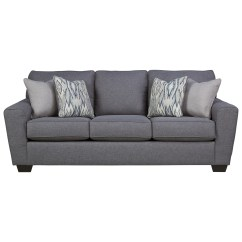 Ashley Furniture Sofas Fabric 3 Seater Sofa Calion Contemporary Olinde 39s