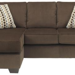 Darcy Sofa Chaise Ashley Furniture Coaster Leather Home
