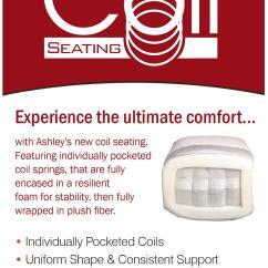 Ashley Hariston Sofa Review Good Sets In Kolkata Furniture Shitake 2550023 Chair And A
