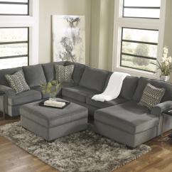 Sofa Ashley Barcelona 2 Cuerpos Contemporary Mocha Hogan Seat Reclining Furniture Loric Smoke 3 Piece