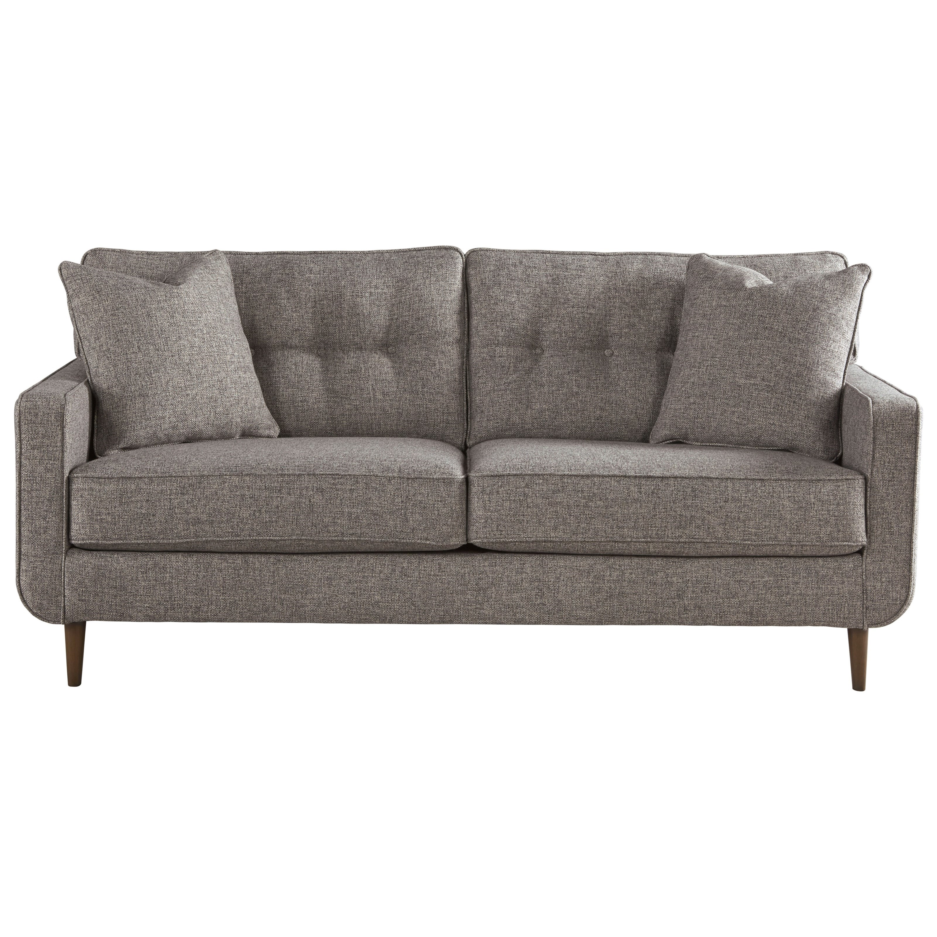 ashley furniture modern sofa end tables australia zardoni mid century olinde