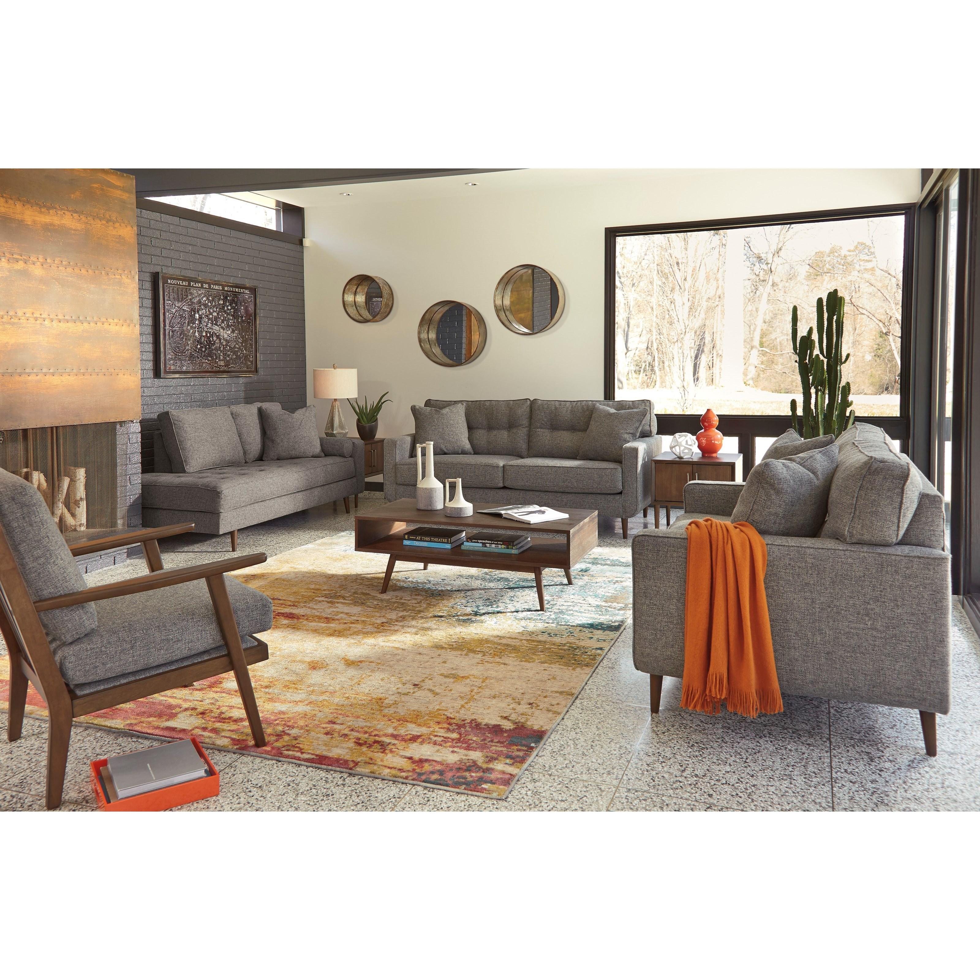 Ashley Furniture Zardoni Mid
